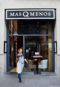 MasQMenos Rambla Cataluña