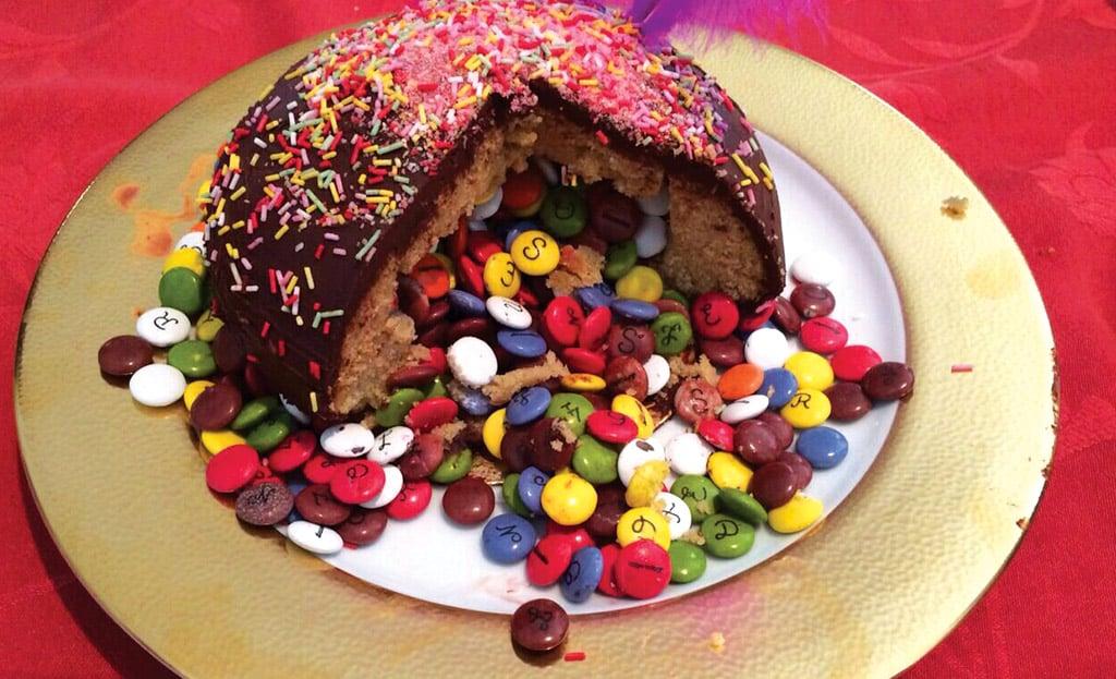 10 Bizcochos y Tartas Para Fiestas Infantiles Cocina