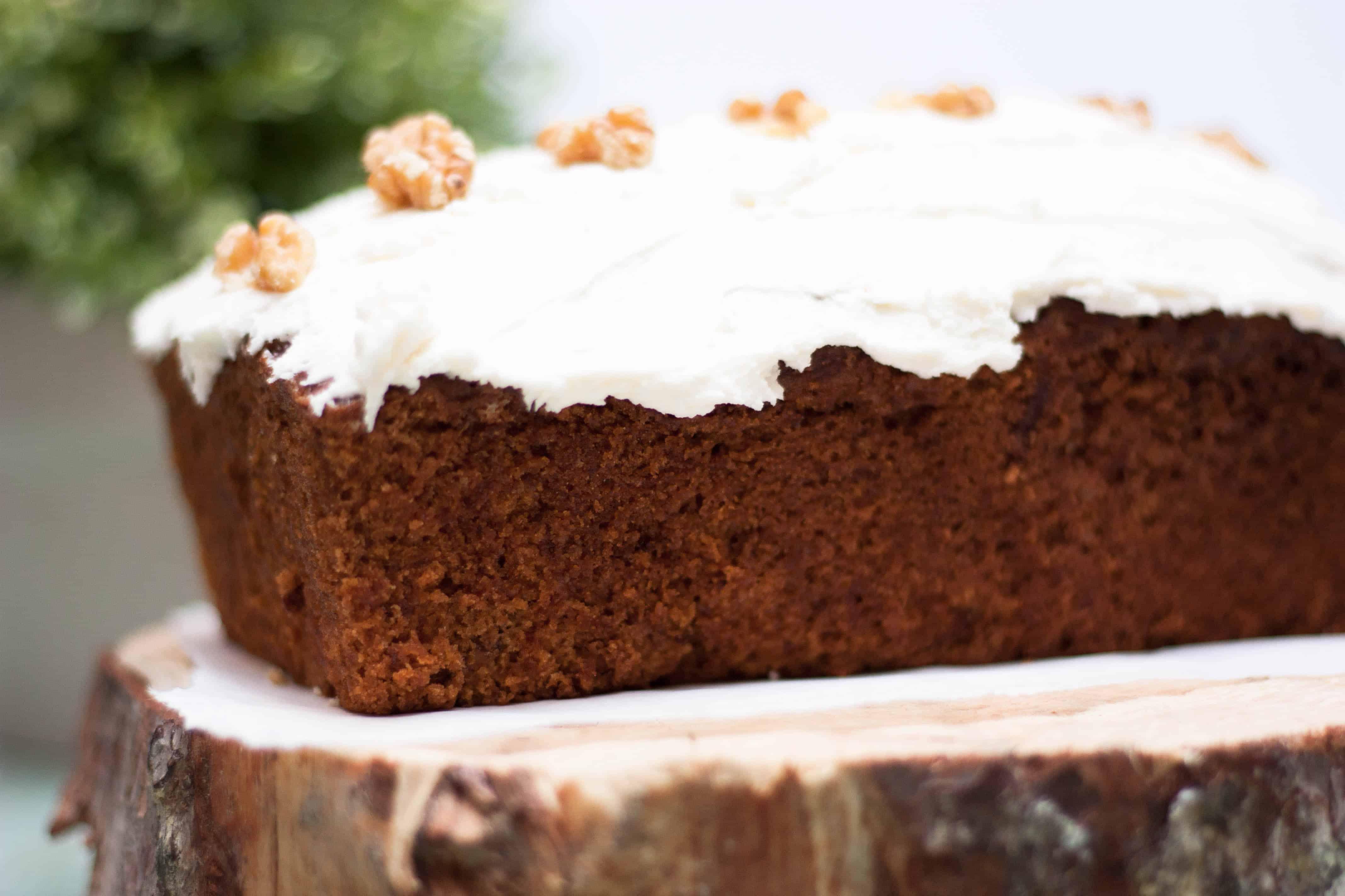 carrot cake facil