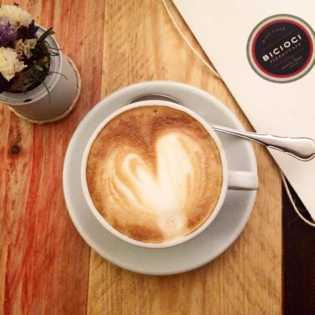 Cafe gracia bicioci
