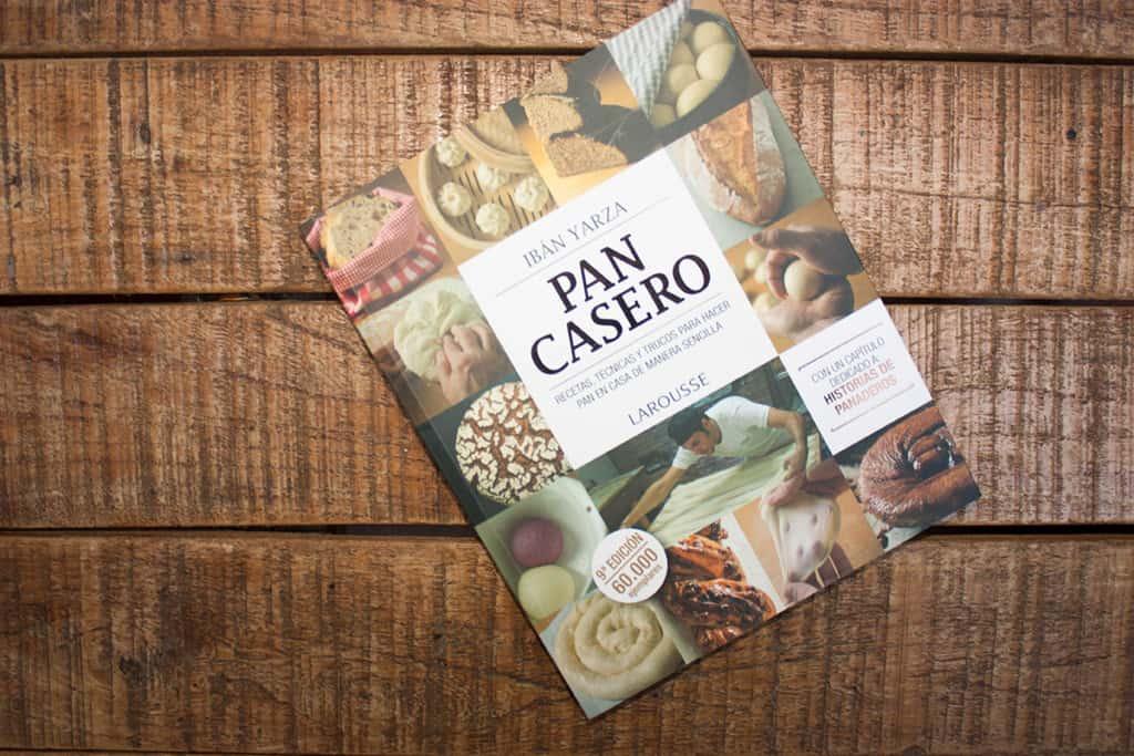 Libro Pan Casero