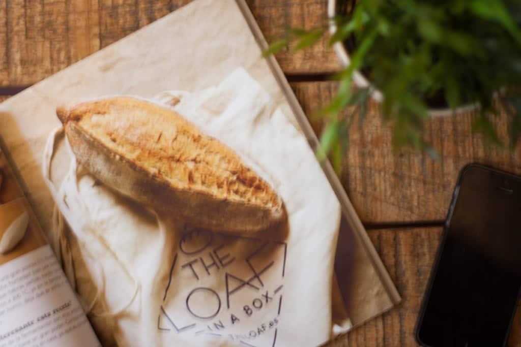 libro para hacer pan casero