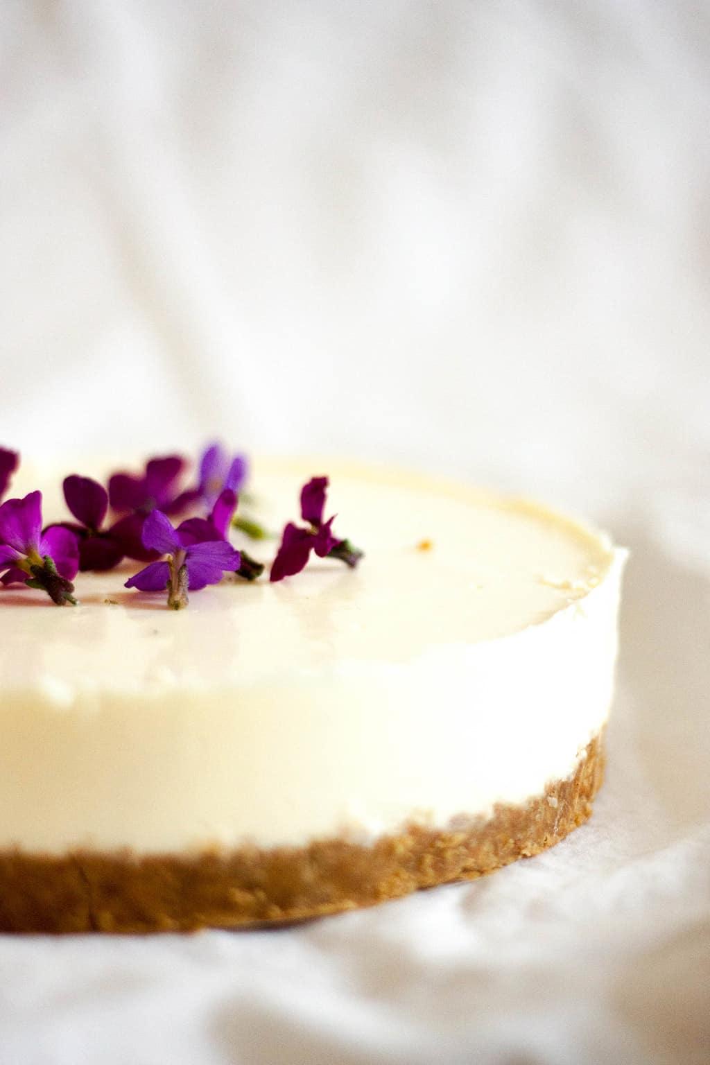 Tarta de yogur facil