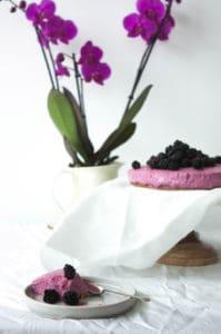 Receta cheesecake de mora si horno