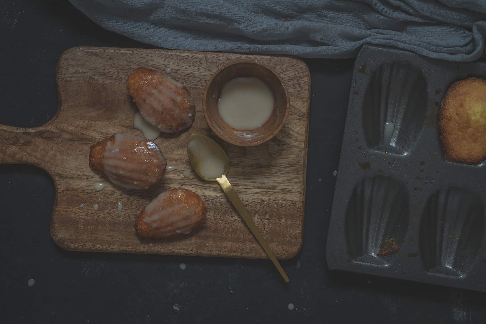 como hacer madeleines