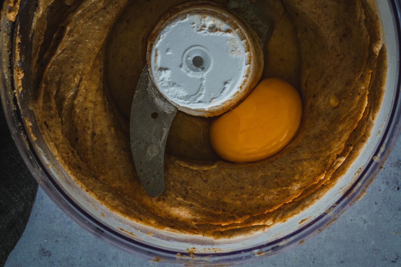 como hacer crema de almendras