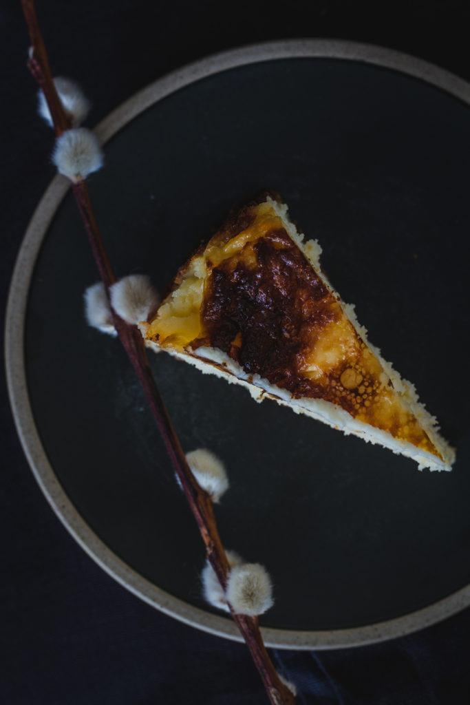 tarta de queso san sebastian