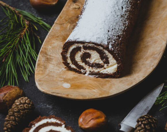 Tronco-de-chocolate