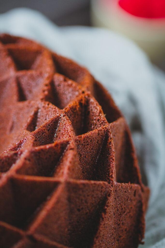 como-hacer-un-bundt-chocolate-cacahuete